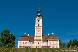 Die Wallfahrtskirche Birnau